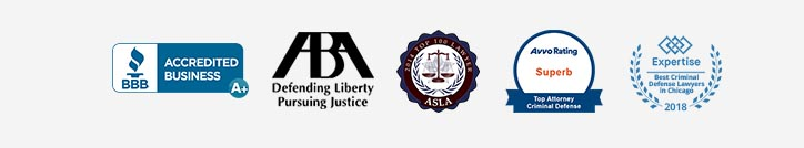top criminal defense lawyer Chicago IL awards
